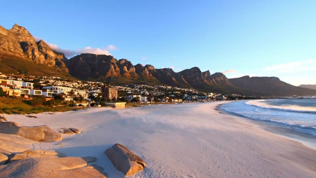 Camps Bay Beach – Atlantic Seaboard