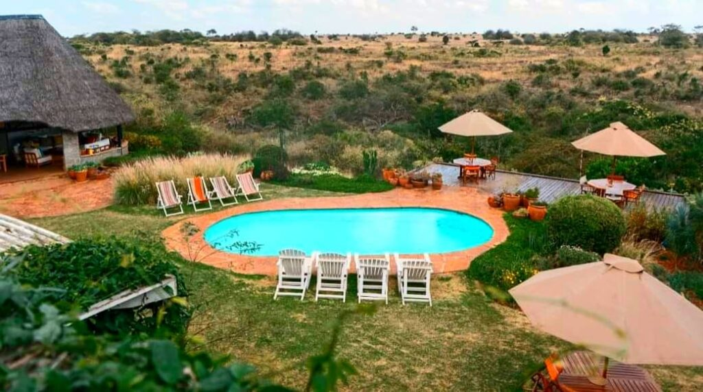 Ololo Safari Lodge and Farm