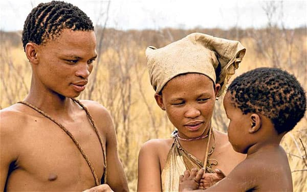 Khoikhoi and San, South Africa