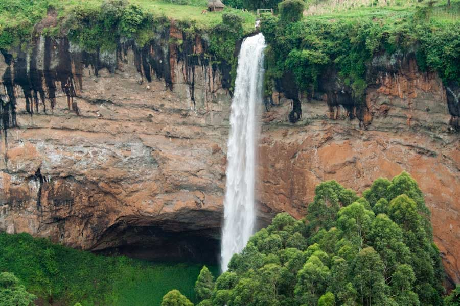 Sipi Falls, Tourist attraction in Uganda