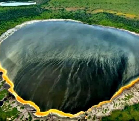 Lake Katwe Explosion Crater Lake (Image Courtesy)