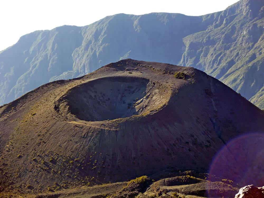 Mt Meru Crater, A natural Attraction in Tanzania