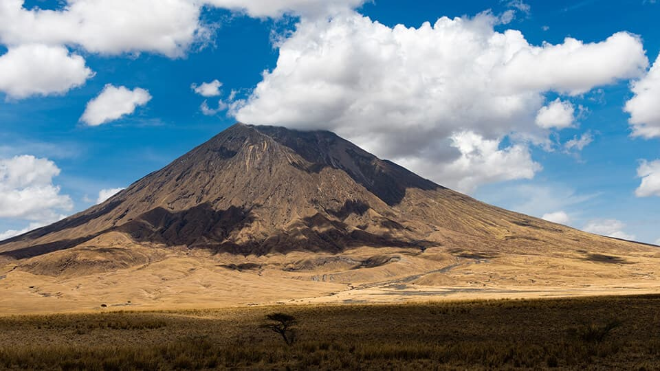 Ol-Doinyo-Lengai- A Natural Attraction in Tanzania