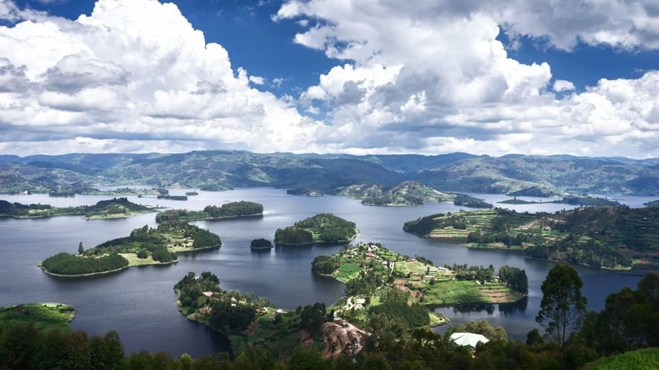 Lake Bunyonyi, one of the Tourist Attraction in Uganda (Hidden Gems in Uganda)