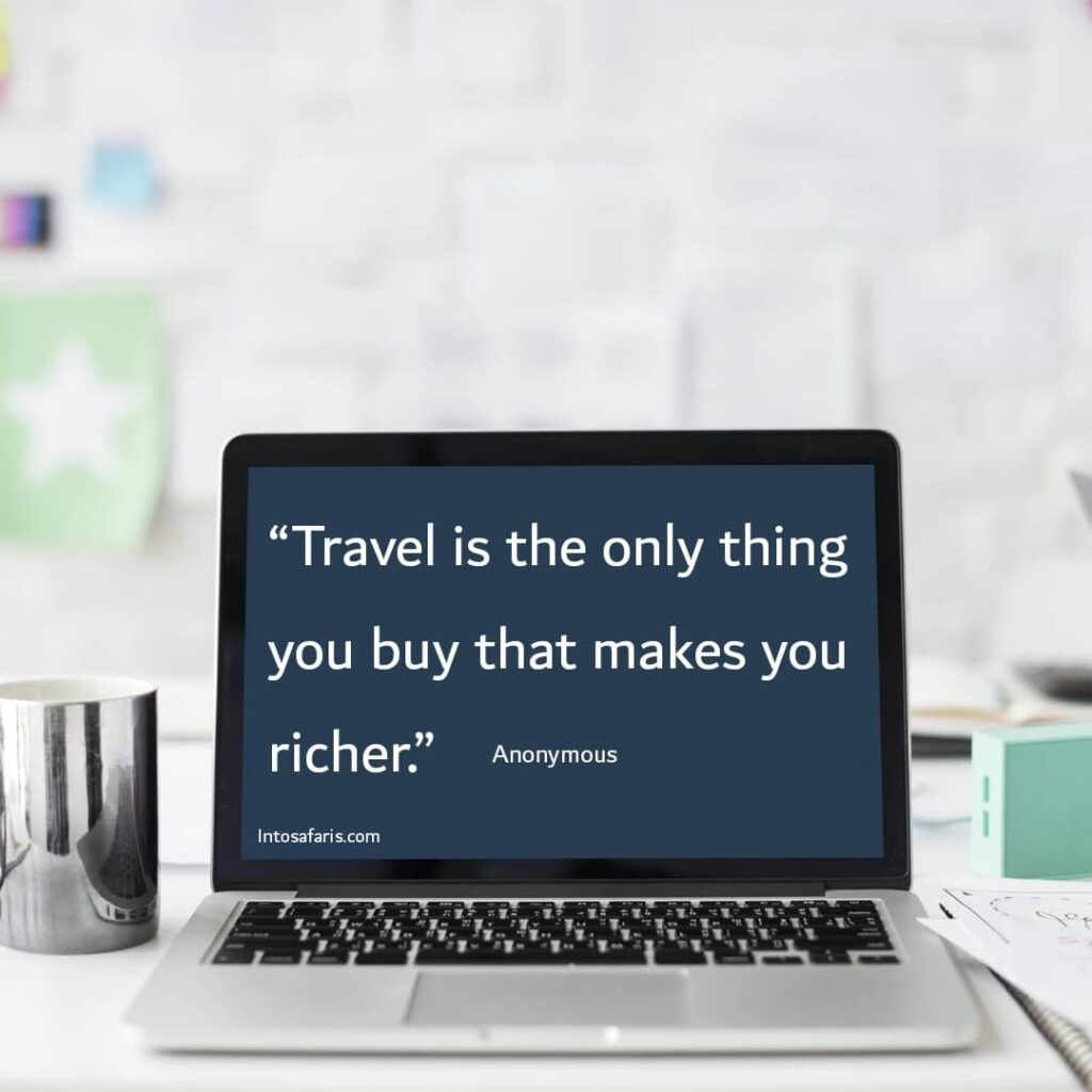 Travel is the Only thing (Best Travel quotes)