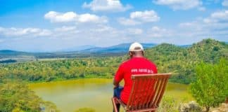 The Crater Lake Naivasha