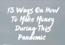How to make money during this pandemic