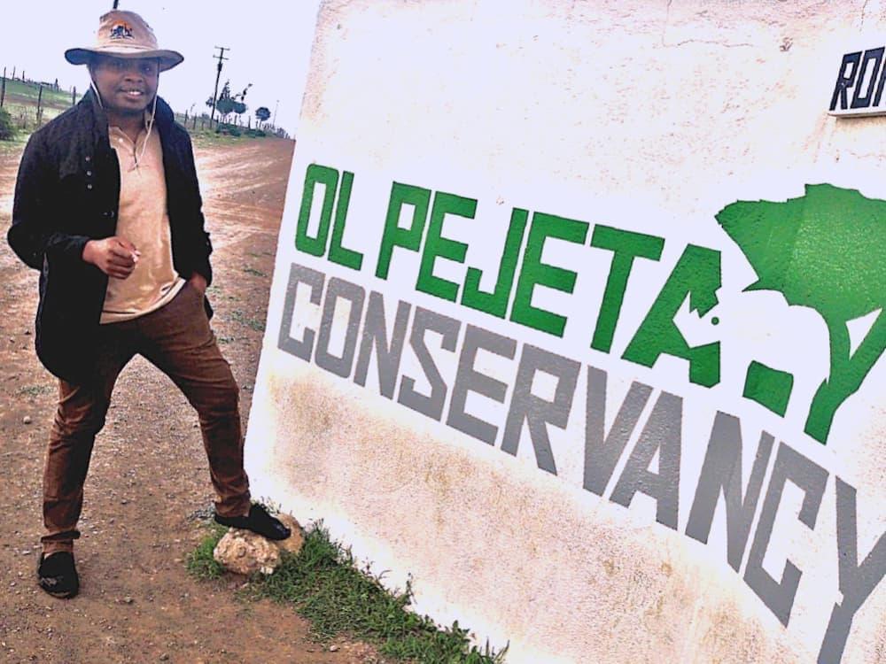 Ol Pejeta Conservancy Gate