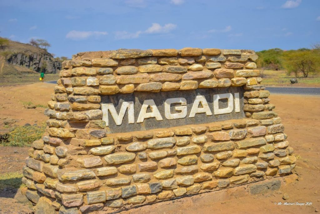 Lake Magadi Signage (Mr Muiruri)