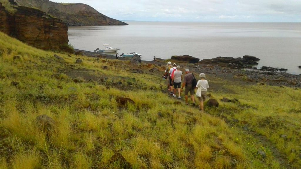 One of the little known National Parks and Reserves in Kenya (Ndere Island National Park.)