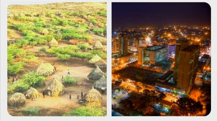 Perception Vs Reality of African Cities