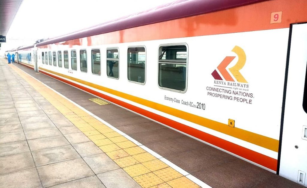 The Kenya`s SGR