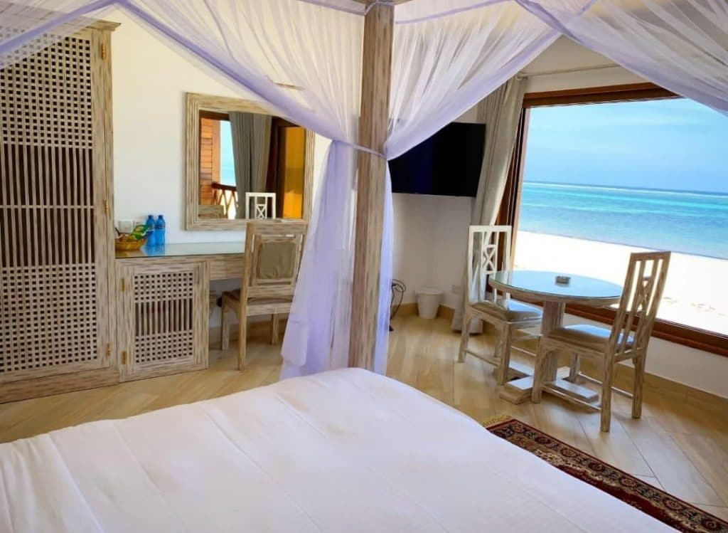 Things to consider when booking a holiday home (Beach Front at Nyali)