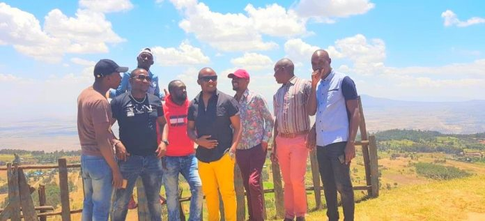Road Trip to Nakuru (Rift Valley View Point)
