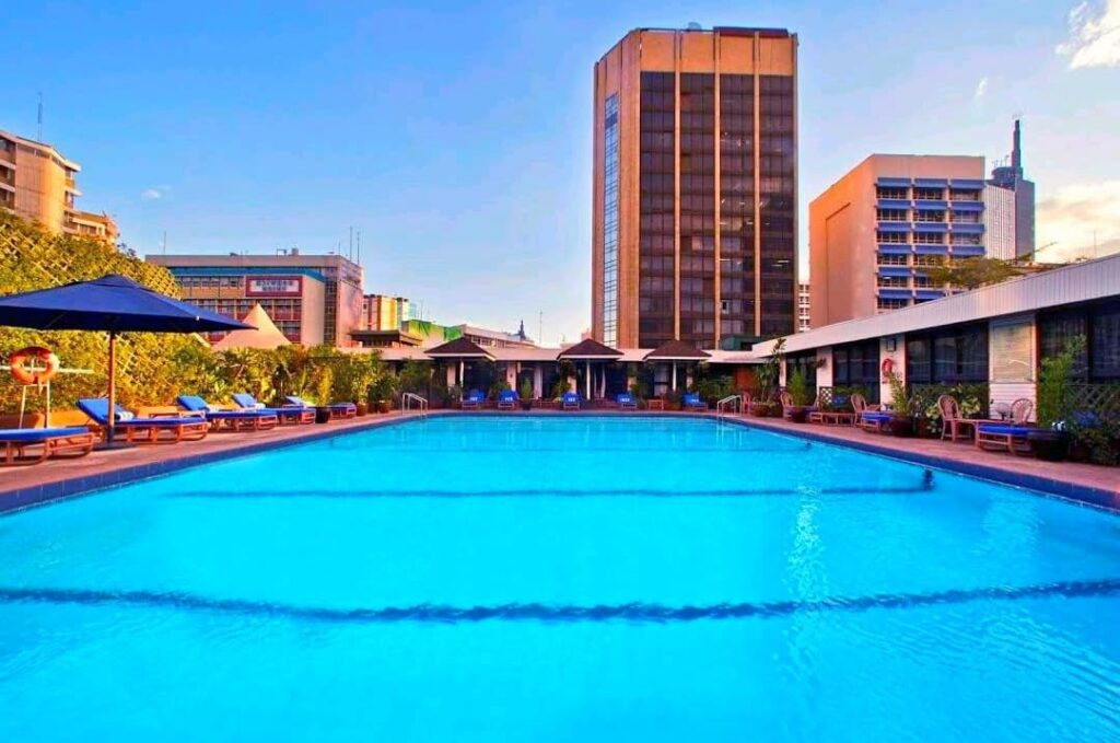 Swimming pool at Hilton Hotel, Image by Hilton