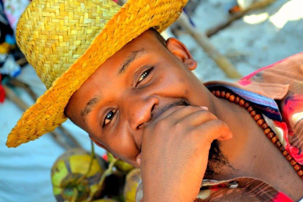 The Joy of being At Diani Beach Kenya.