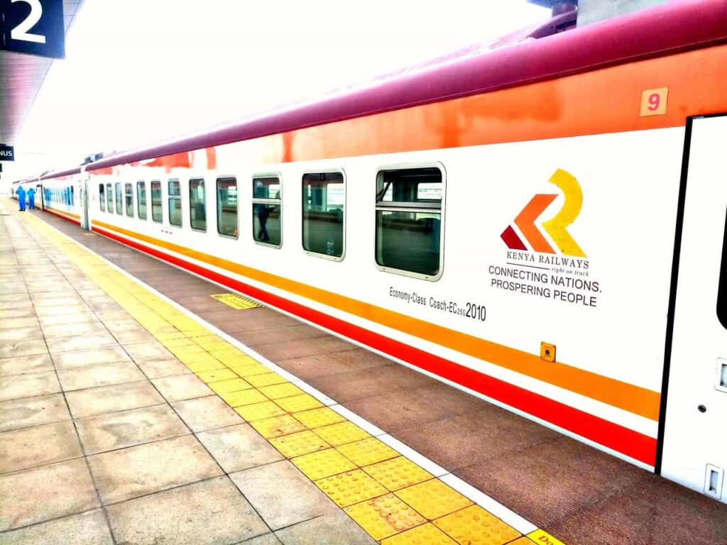 Diani Beach Holiday Pack1age SGR Transport