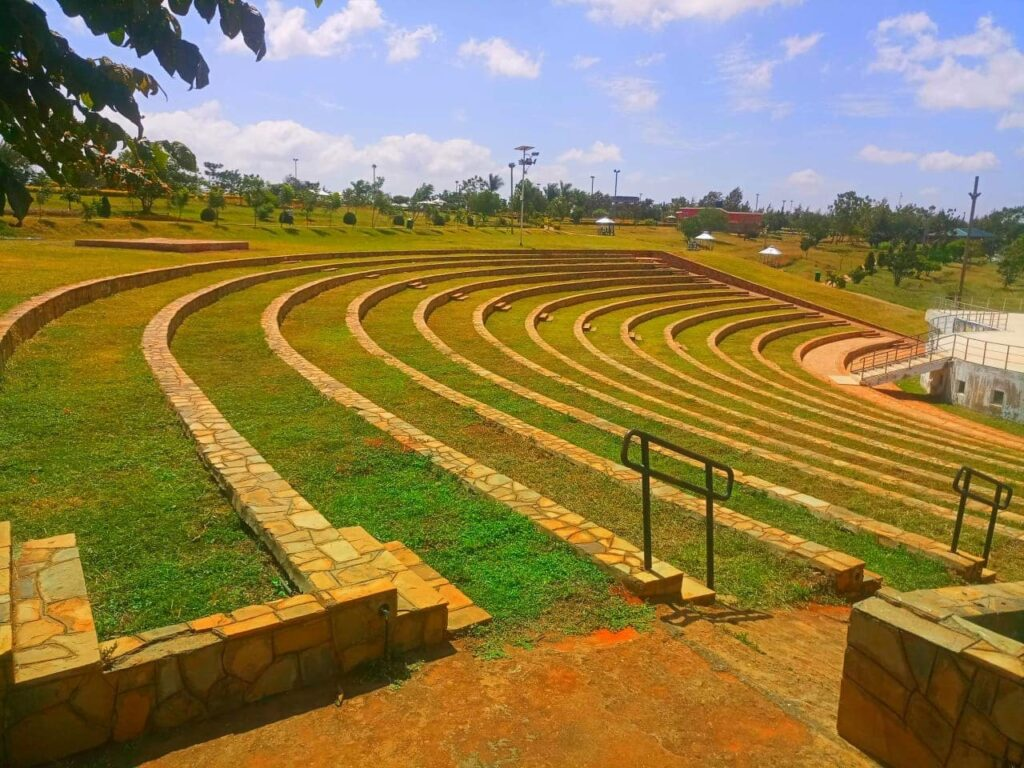 The Machakos People`s Park Amphitheater