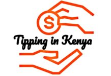 Tipping in Kenya