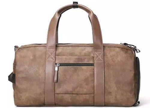 Waterproof Duffel Leather Bag
