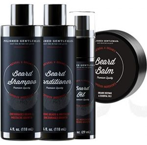 Beard Kit it is easier to buy all together instead of one by one