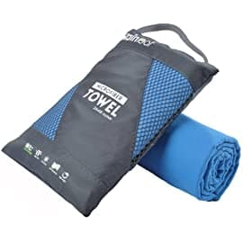 Day Hiking Checklist - Quick Dry Towel