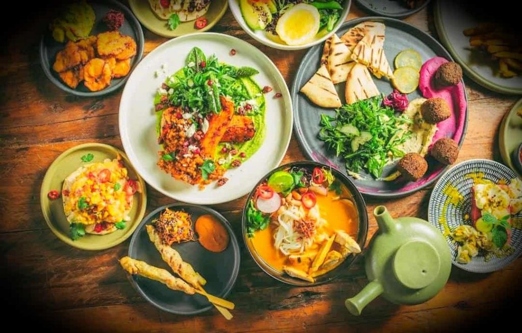 Delectable Dish at Boho Eatery