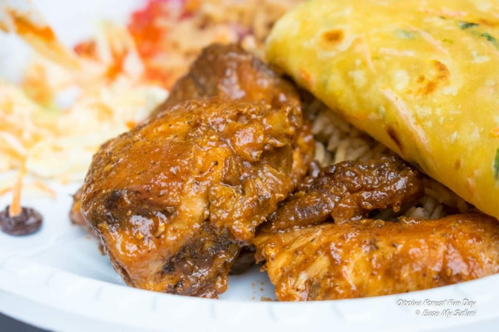 Our Delectable Lunch - Image Muiruri