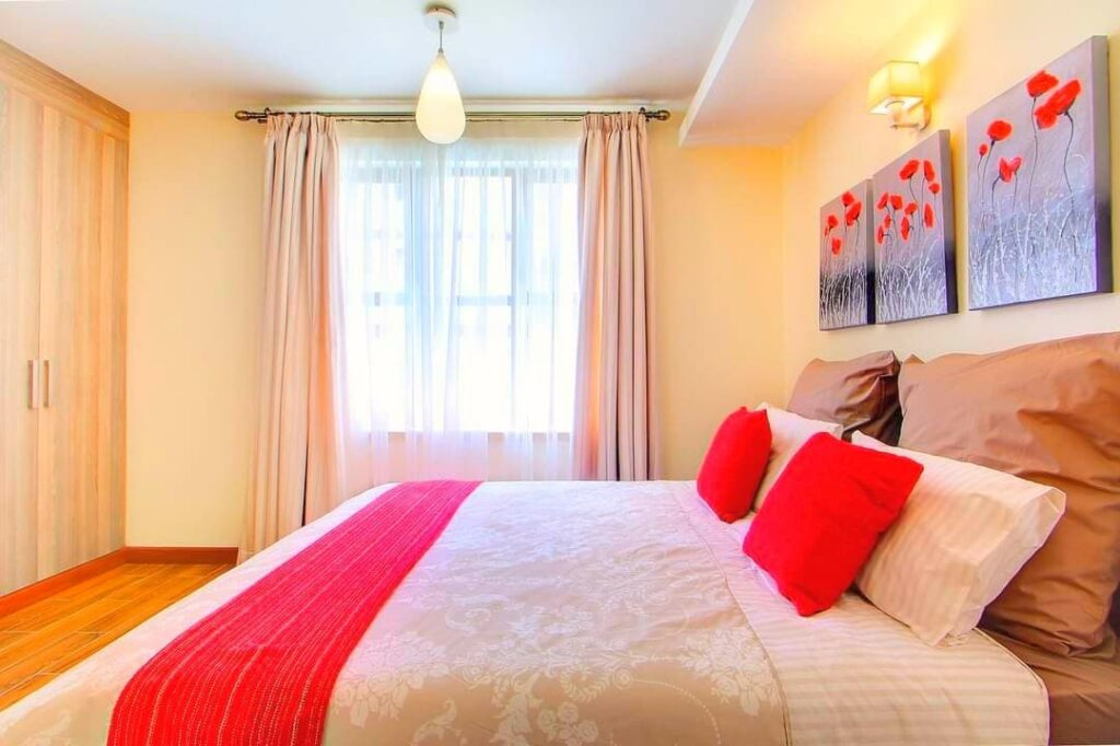 Serviced Apartments in Nairobi- Fedha Residence