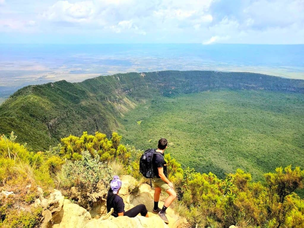 Basic Travel Photography, If you are going hiking to Mount Longonot, Why would you miss to take such a shot, Image CreditTravel with a Pen
