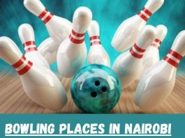 Bowling Places in Nairobi, Kenya.