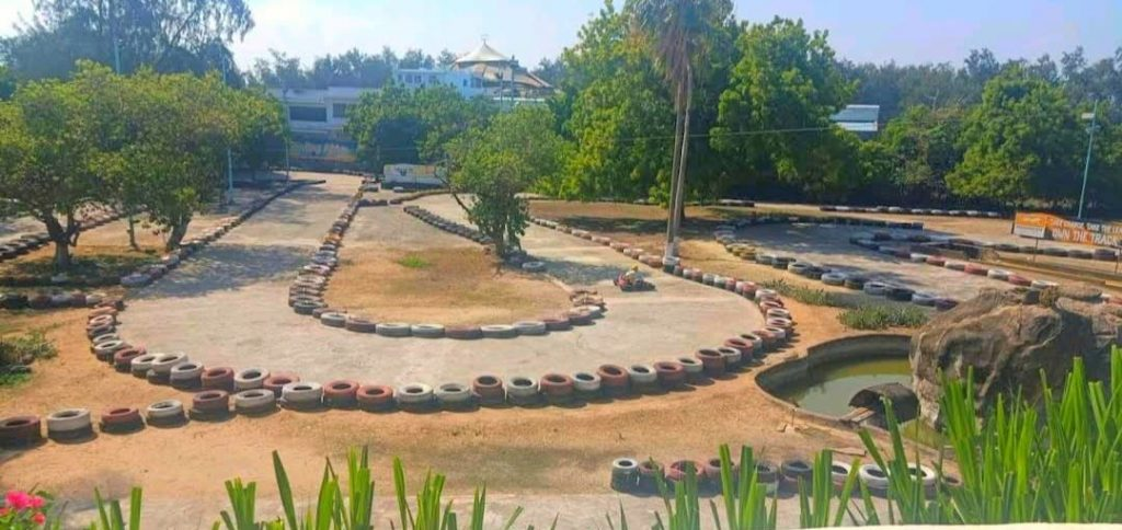 Places to Go in Mombasa - Gp Karting