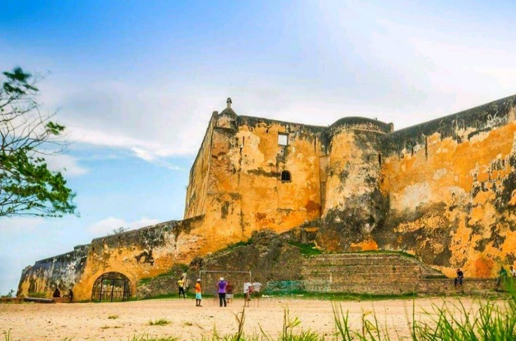 Places to visit in Mombasa - Fort Jesus