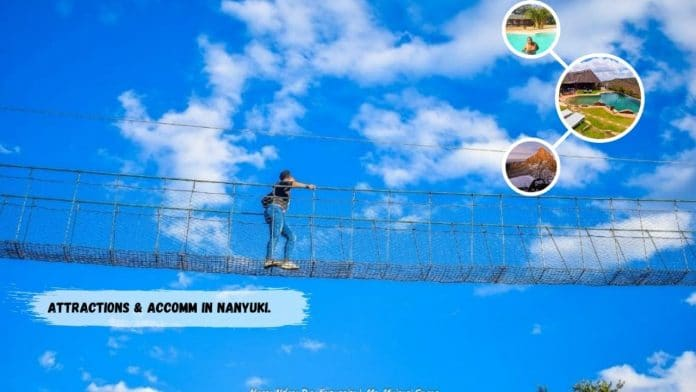 Touristic and Places in Nanyuki