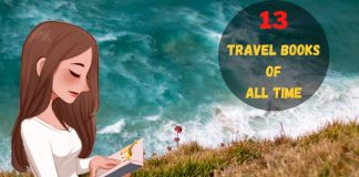 Best Travel Books of all time.