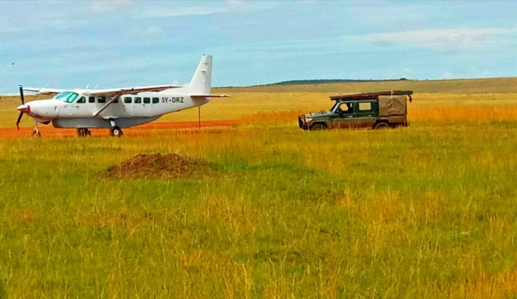 FAQS About Masai Mara - Flight Charges.