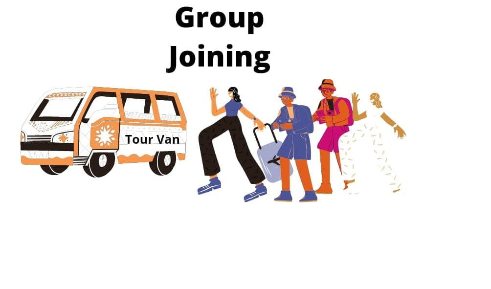 Normalize Group Joining to a Destination (Masai Mara is famous for this)