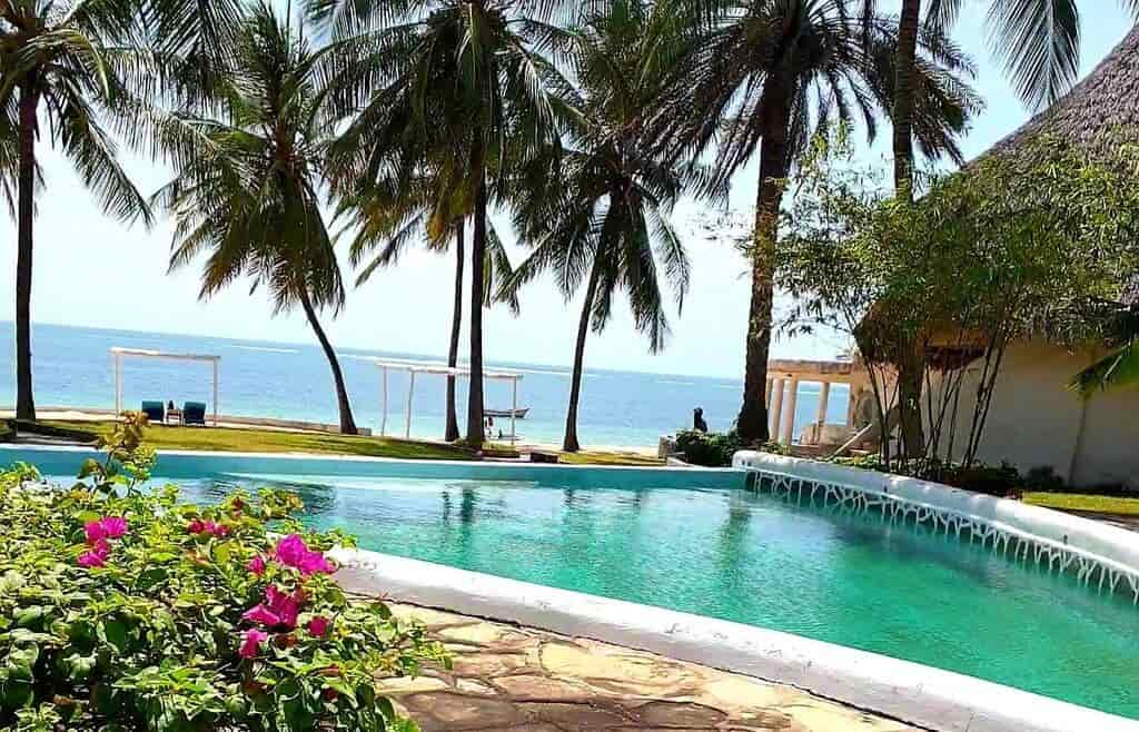 One of the Beach Front Villas and cottages in Malindi - Diwani Cottages