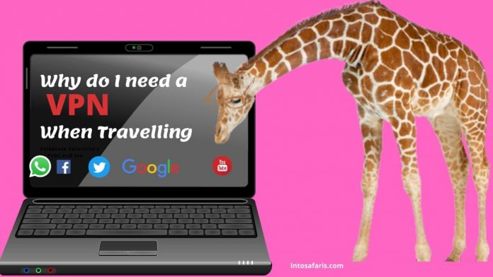 The reasons why you need a VPN when travelling.