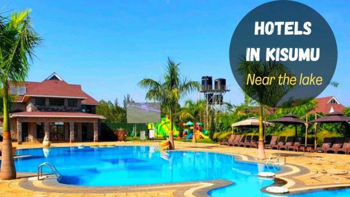 Hotels in Kisumu near the Lake