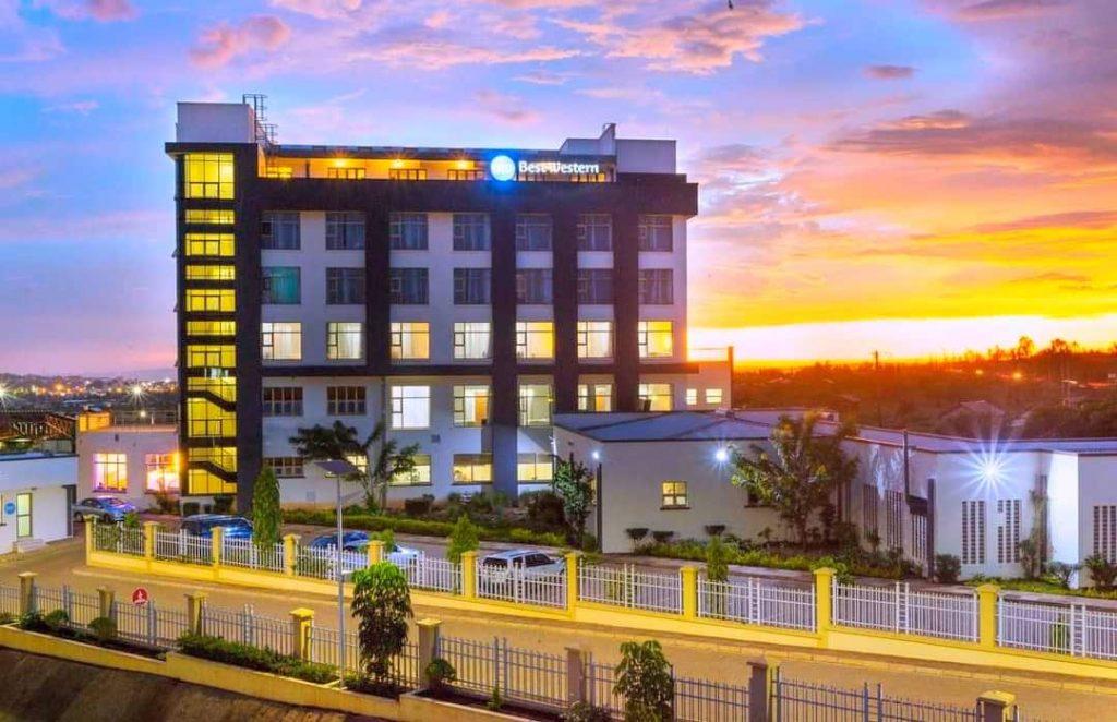 The Best Western Hotel Kisumu
