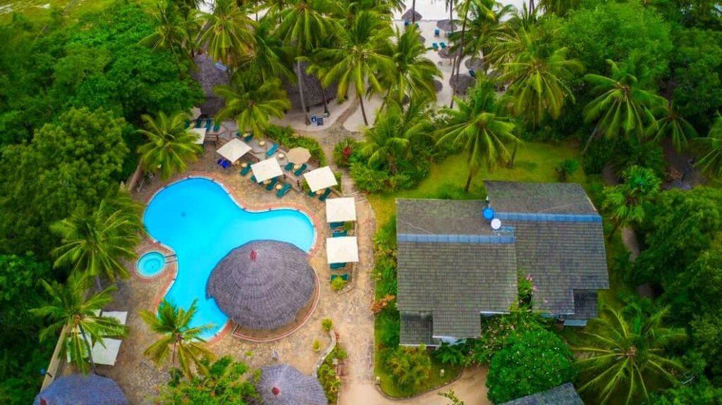 Pinewood Beach Resort & Spa Aerial View - Image Pinewood