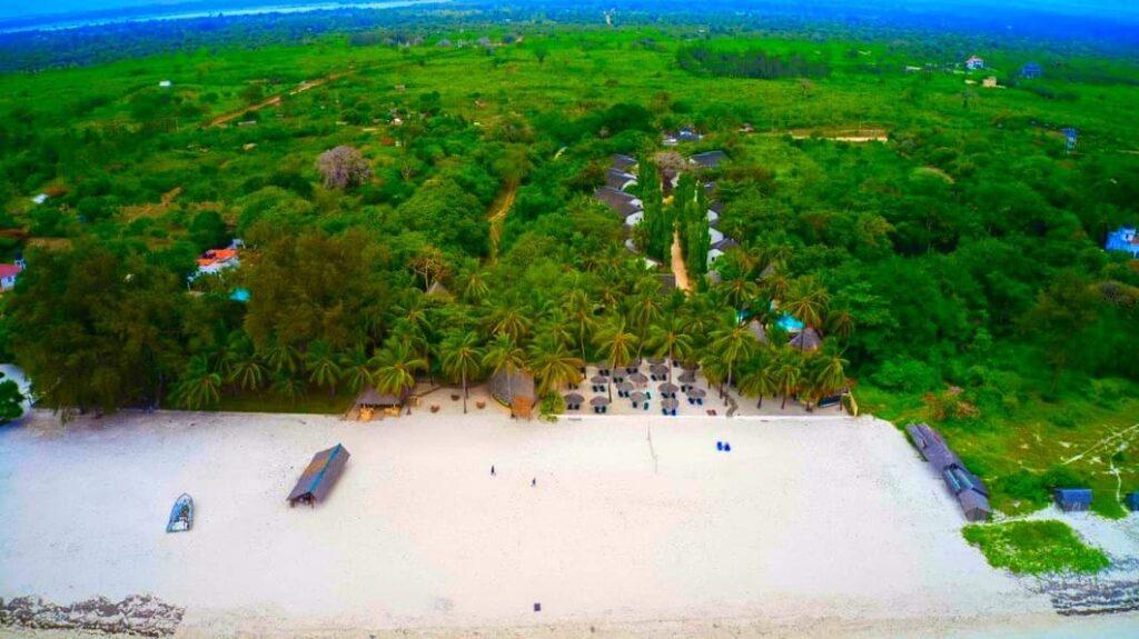 Spotlessly clean Beach at Pinewood Beach Resort & Spa