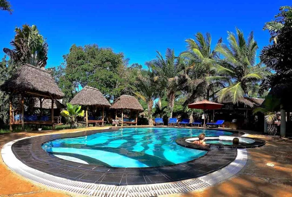 Diani Back Packers Unbelievably affordable